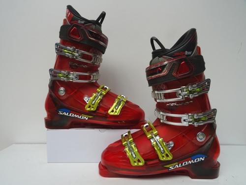 Skischuh Skistiefel Salomon Falcon, Gr. 42 43 27.5 (ff 600